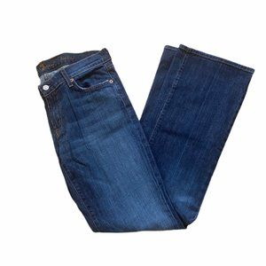 Seven 7 For All Mankind Womens Jeans Bootcut